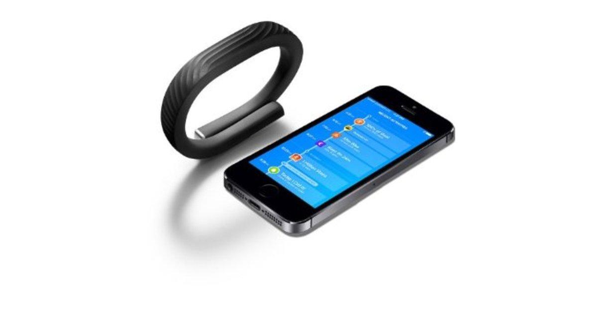 jawbone up24 fitnessarmband bluetooth schwarz jl01 52m. Black Bedroom Furniture Sets. Home Design Ideas