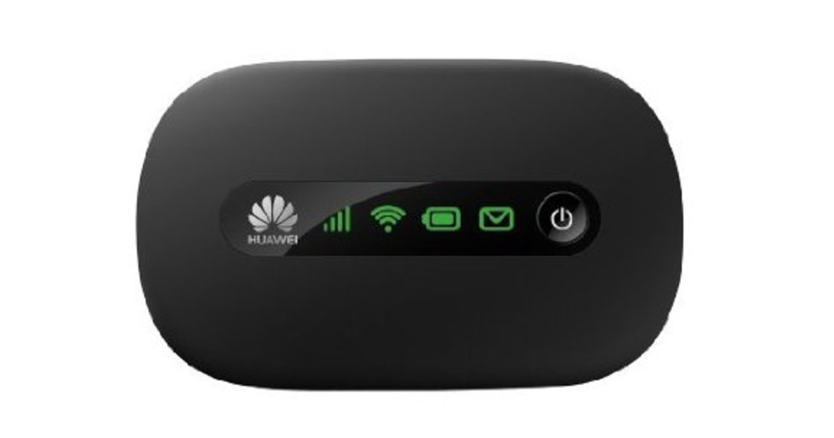 huawei e5220 mobiler wlan router gadgets f r techies. Black Bedroom Furniture Sets. Home Design Ideas